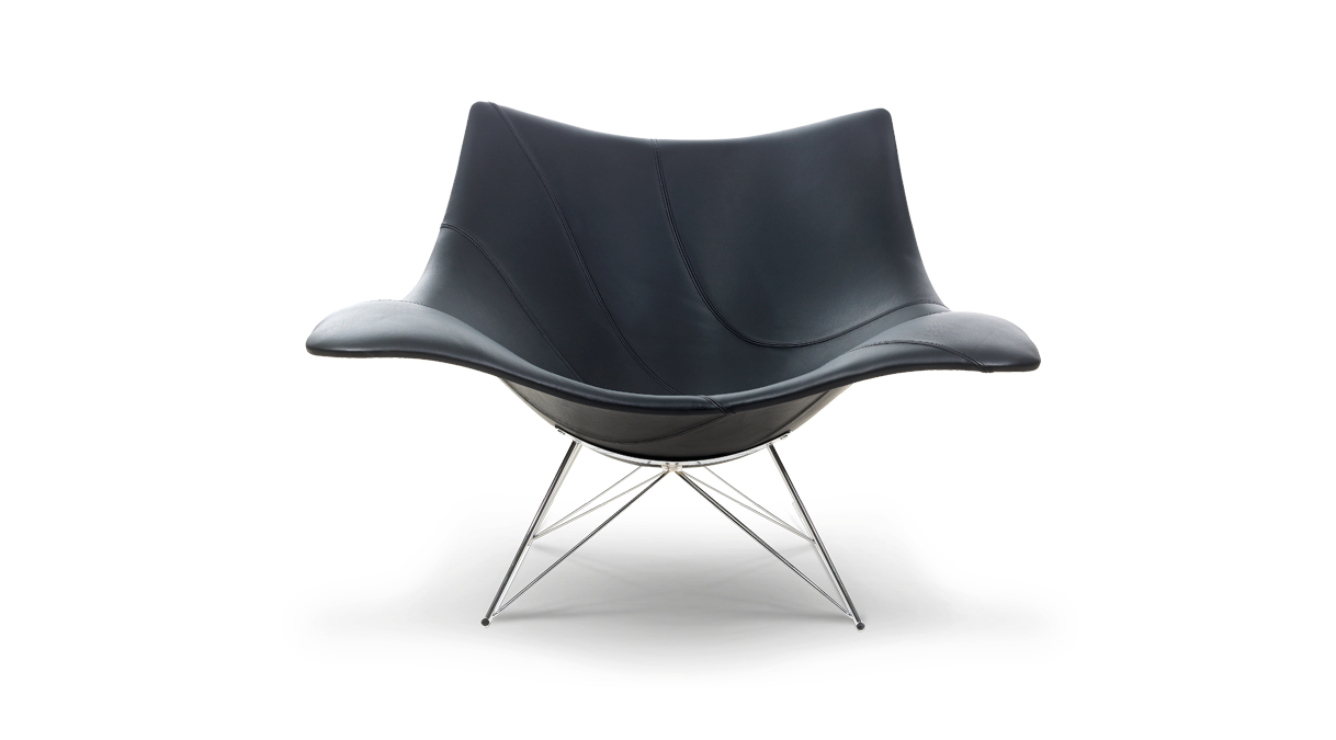 Stingray Chair via Fredericia (With images) Leather