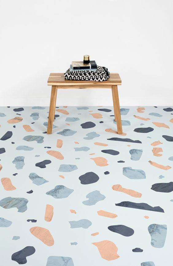 Terra In 2019 Cafe Terrazzo Terrazzo Flooring