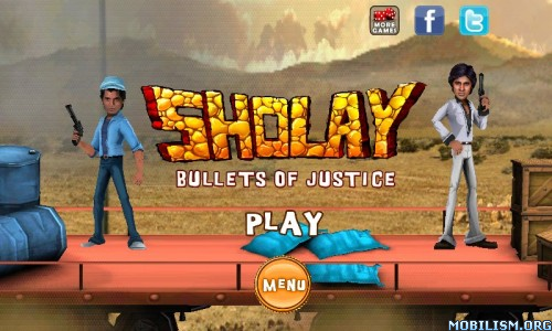 AndroidWorld: Sholay: Bullets of justice v1 7 (Unlimited