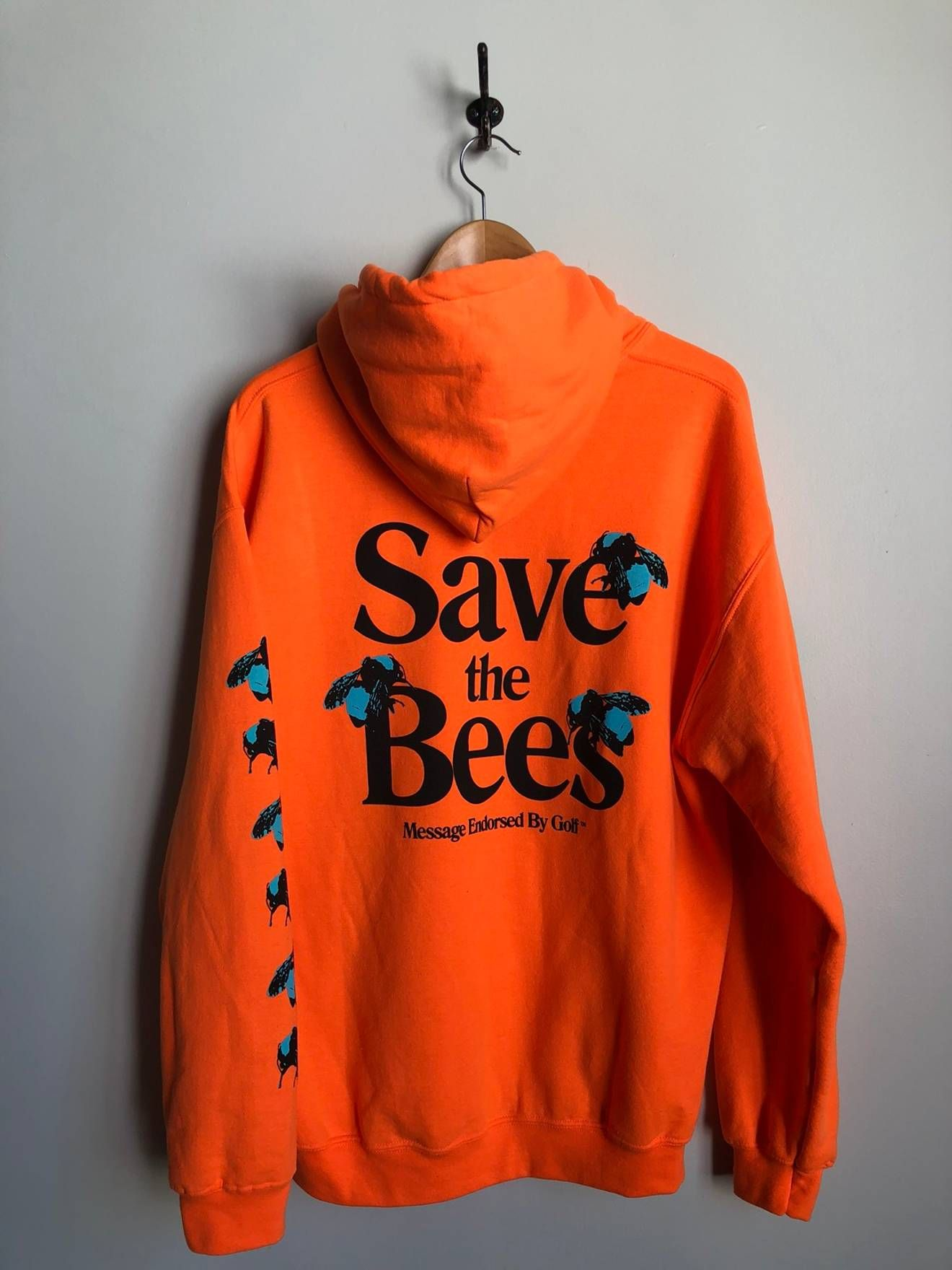 aec8a4a47f00 Golf Wang Save The Bees Hoodie Size US L   EU 52-54   3 - 1