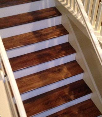 Best Solid Birch Stair Treads For World Golf Village Home 640 x 480