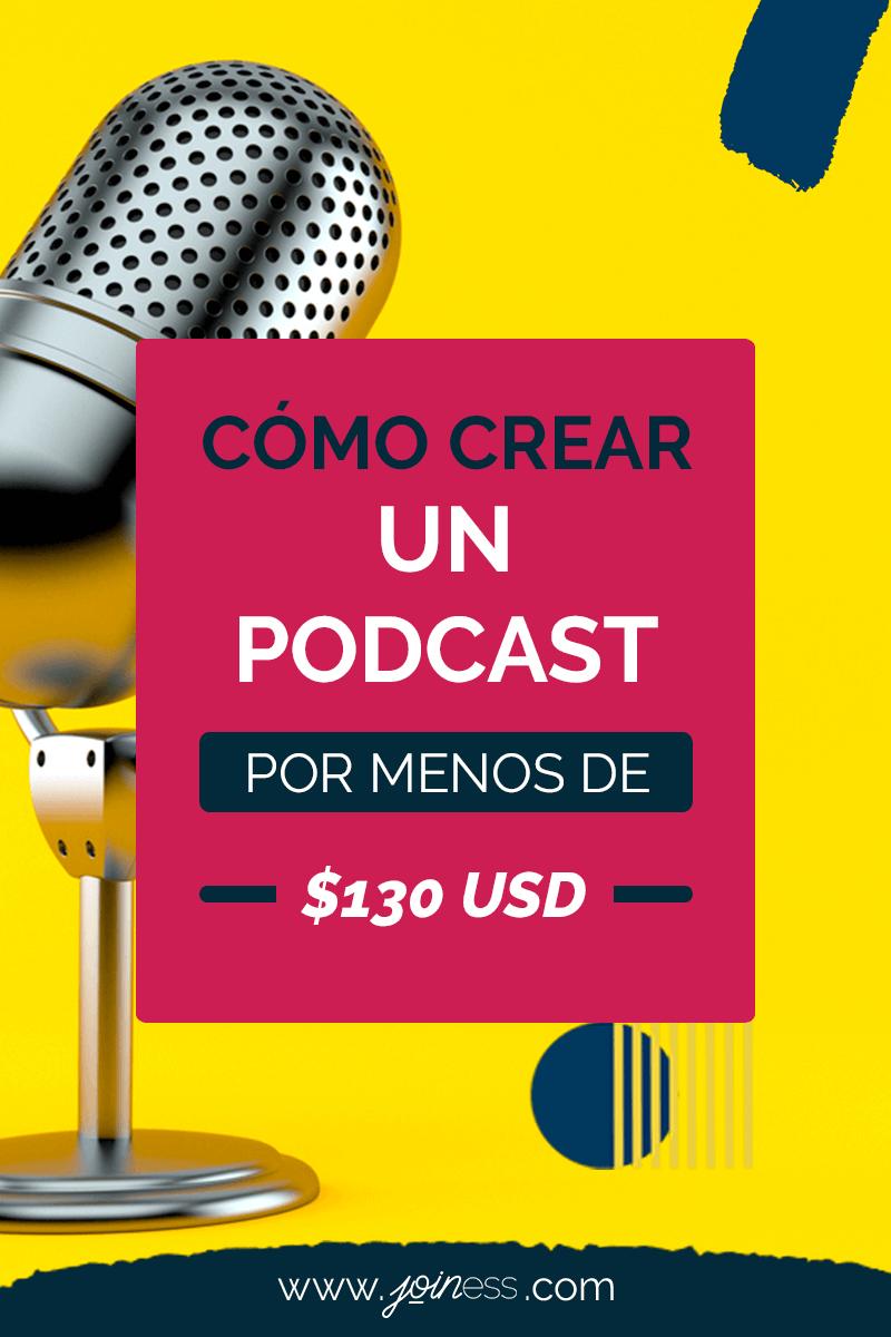 Crear un podcast es mucho más fácil de lo que muchos piensan. En este artículo te explico qué es un podcast y cómo crear un podcast por menos de $130 USD #podcast #podcasting #negocios