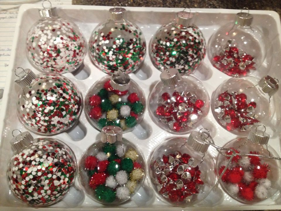 Diy Christmas Ornaments To Do With The Older Kids Great