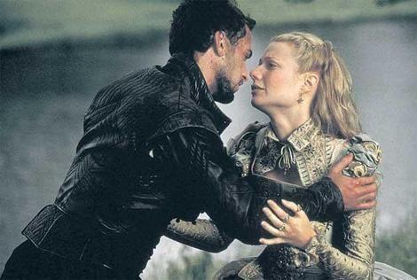 TotalFilm gave Shakespeare In Love ★★★★