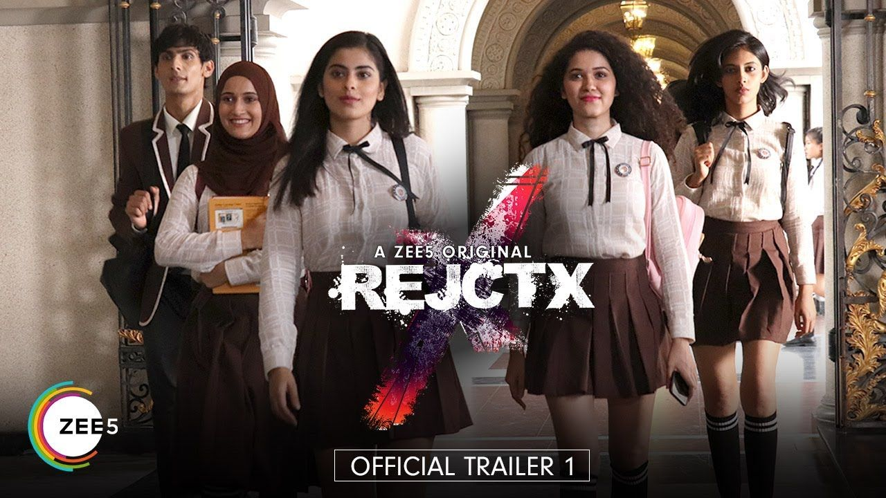 The Latest Zee5 Offer Rejctx Is A Musical Drama Created By Goldie Behl Set To Debut Thursday July 25 This Teenage Thriller All Episodes Web Series Season 2