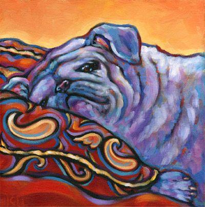 Pj The Pug Pet Portrait San Diego Ca With Images Pet Portraits