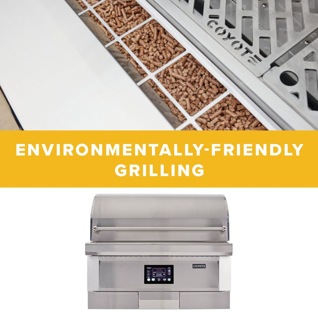 Home Coyote Outdoor Living In 2020 Pellet Grill Outdoor Living Grilling