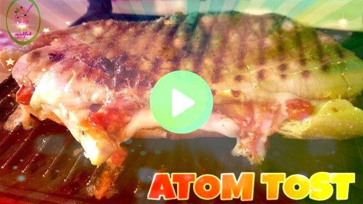 Atom Tost Nasıl YapılırŞip Şak Hazırlanan Pizza Lezzetinde Doyurucu Atıştırmalıklar  YouTube Evde Atom Tost Nasıl YapılırŞip Şak Hazırlanan Pizza Lezzetinde Doyurucu Atış...