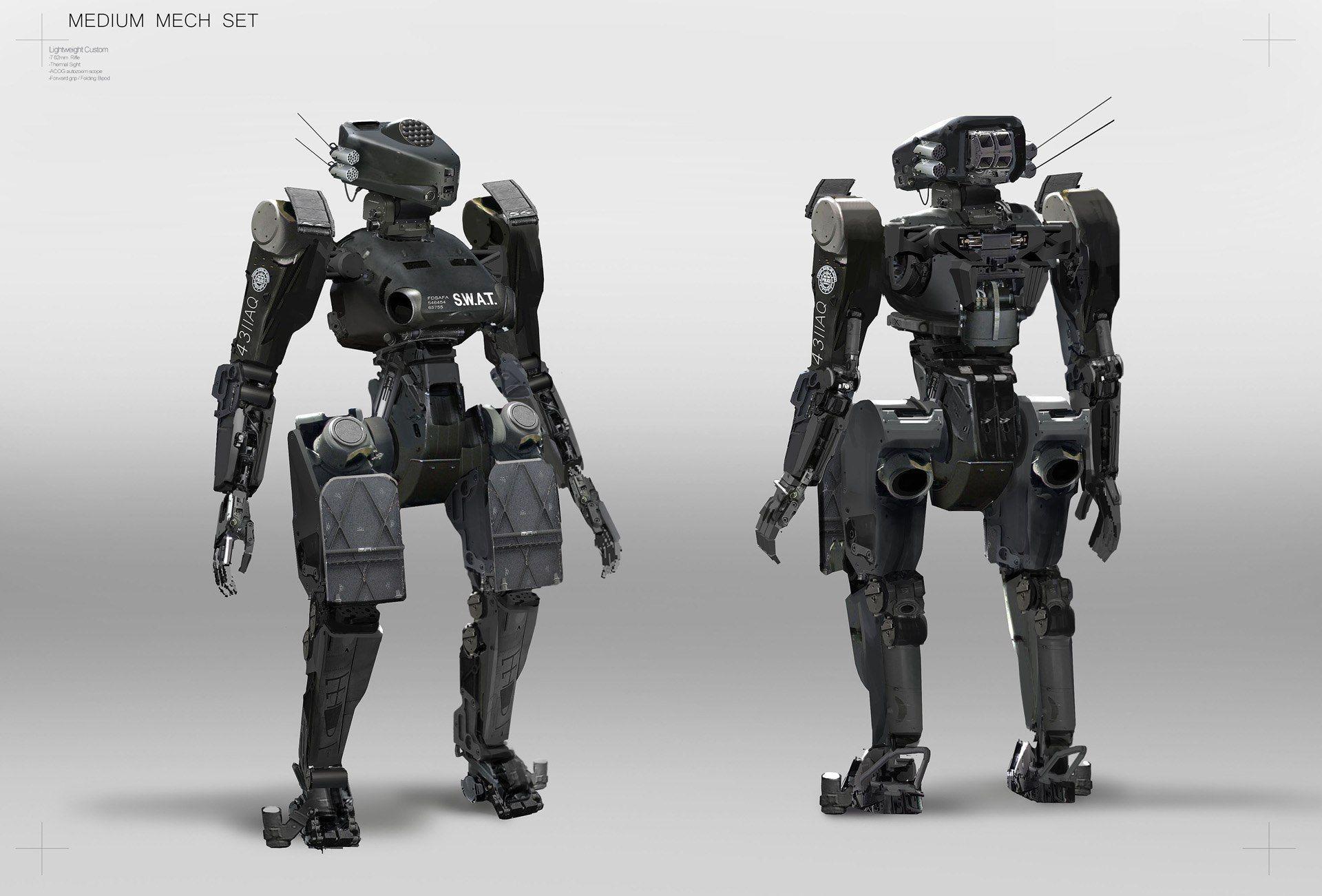 Concept Art: FigureHeads  Aaron Beck
