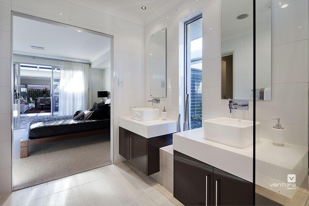 Master Bedroom & Ensuite design in \'The Nirvana\' display ...