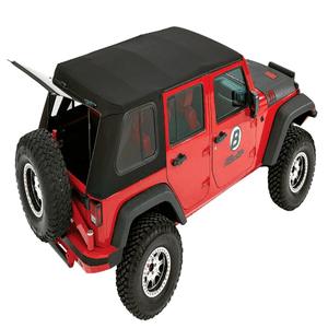 Jeep Wrangler Jk 4 Door Soft Top Soft Tops Jeep Wrangler Jeep