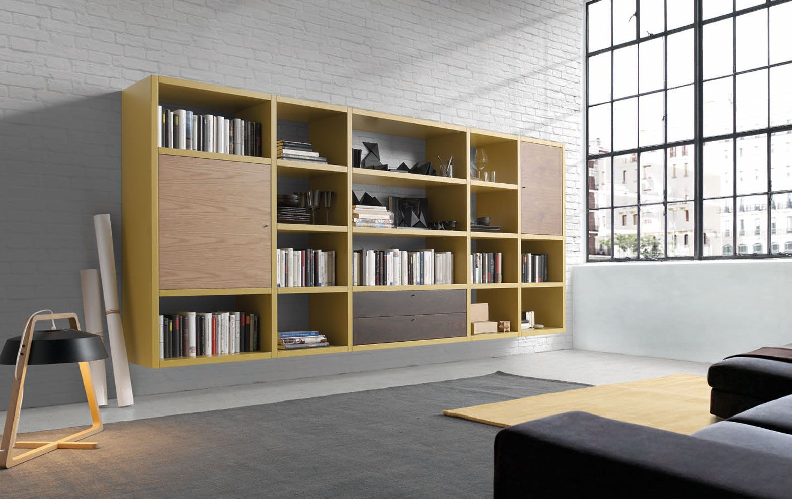 Ios Modular System Loyra Time Deco Inter Pinterest Ios Y  # Muebles Paco Duque