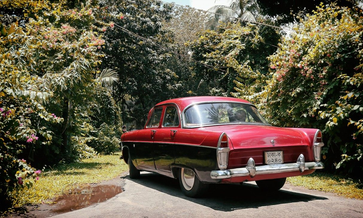 The Art Of Restomod 1959 Ford Zephyr Mark Ii With Images Ford