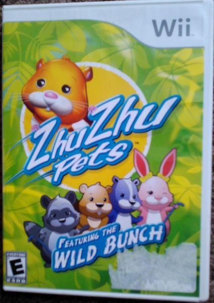 Details About Zhu Zhu Pets Electronic Handheld Game Zhu Zhu