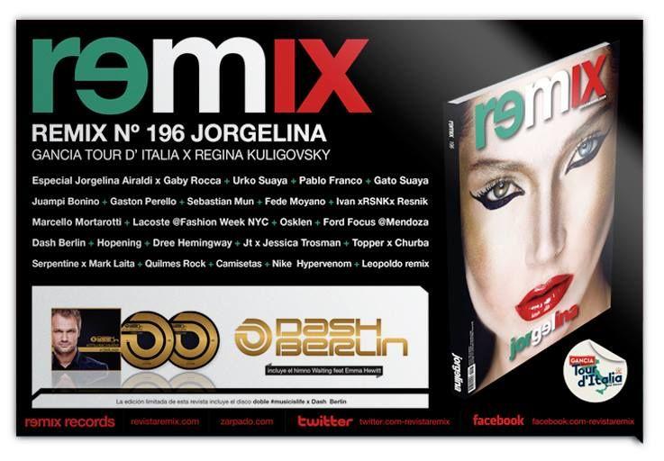 Revista Remix 196 Jorgelina