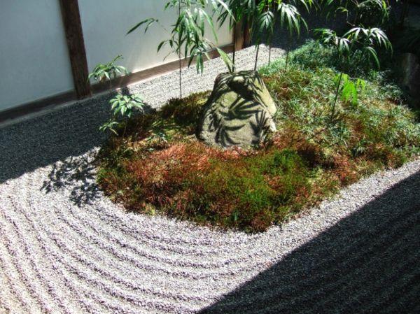 Le mini jardin zen d coration et th rapie un si petit jardin pinterest - Creation jardin zen ...