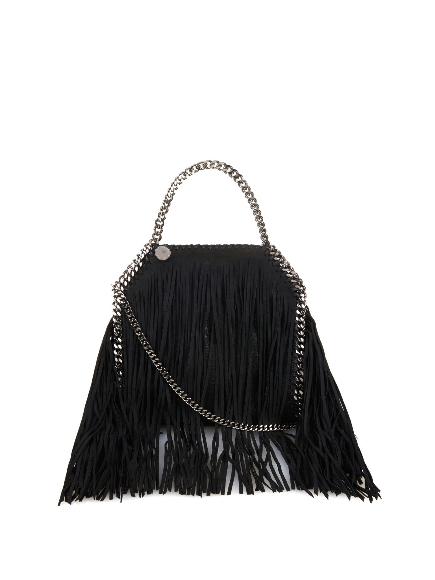 76a2a5deb1f Falabella fringed cross-body bag   Stella McCartney   MATCHESFASHION.COM UK