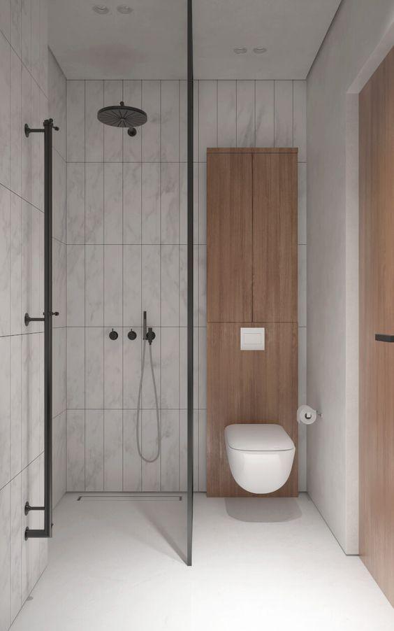 bagno accessibile con le maniglie | my project BATHROOM ...