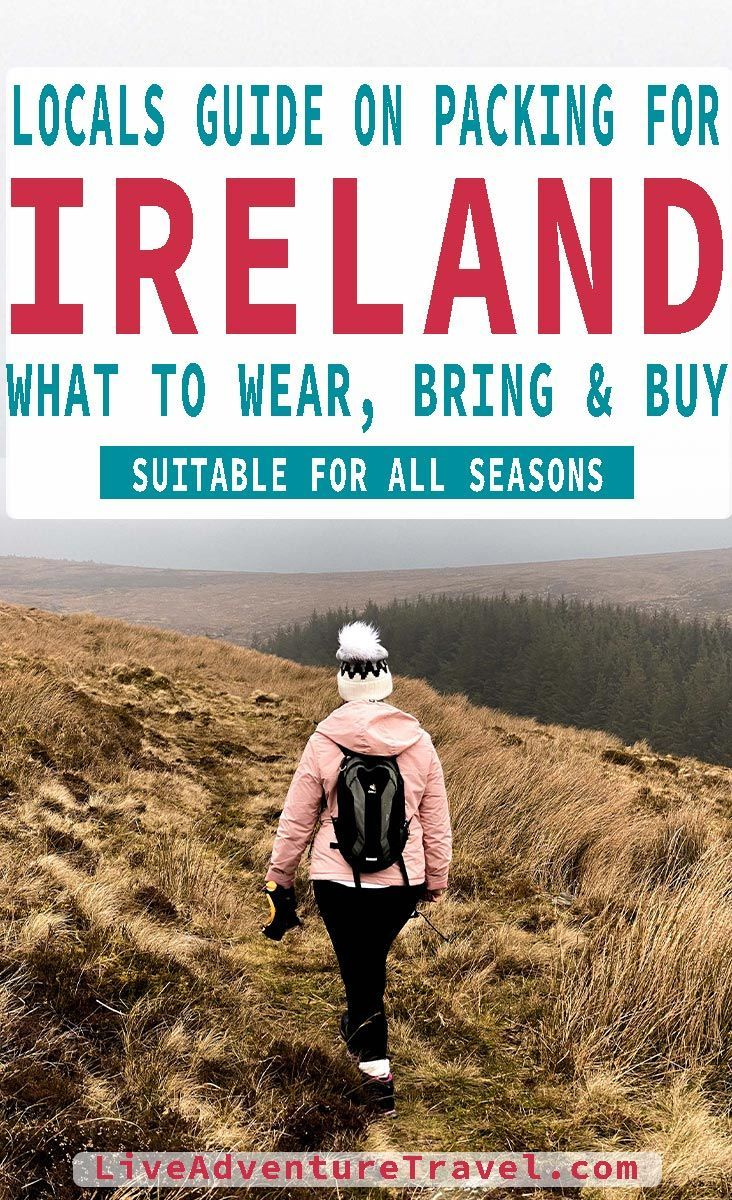 Ireland Packing List | A Local's Guide