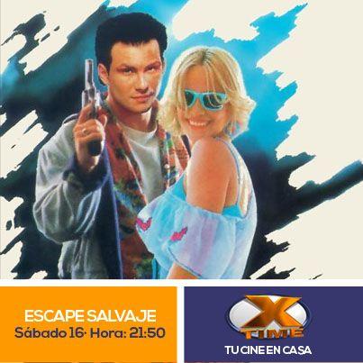 #EstrenosXtime: escape salvaje #Sabado