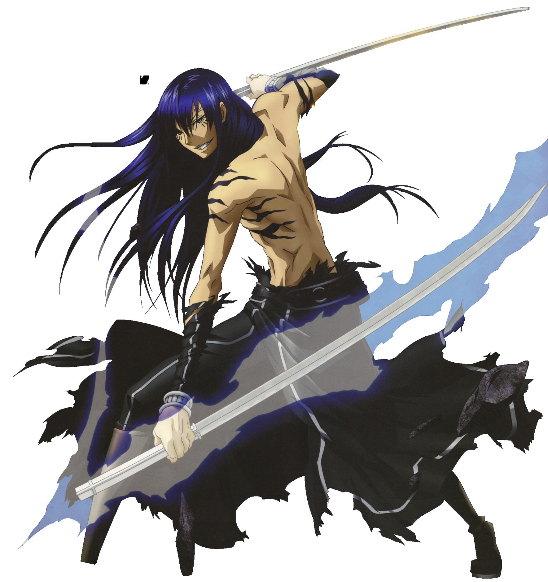 D.Gray-Man - Yu Kanda (...One of my favorite Kanda ...
