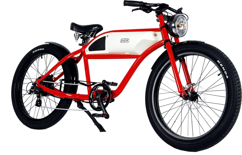 The Michael Blast Greaser Board Tracker Electric Vintage Bike Pre Sale Ebike Bicycle Bike