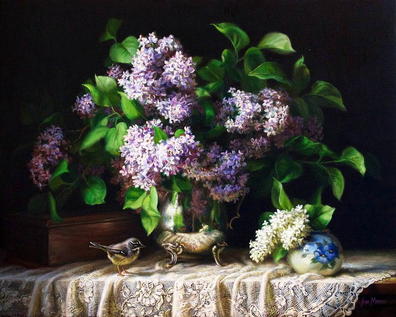Artiste Ann Morton.