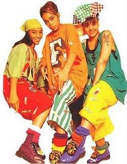 90s hip-hop your a 90's kid if you know who they are!