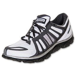Brooks Men's Running Shoes PureFlow 2 White/Anthracite/Black