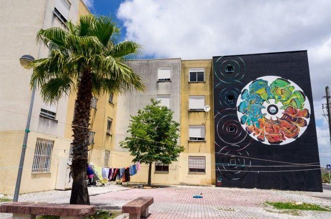 Arte en la Calle   Quinta do Mocho
