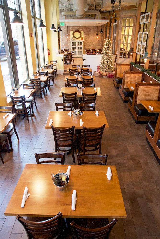 Tupelo Honey Cafe Knoxville Dining Room 667×1,000