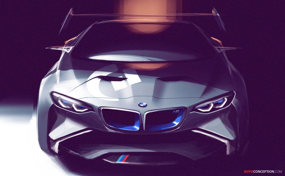 BMW PlayStation Gran Turismo 6 Concept Car
