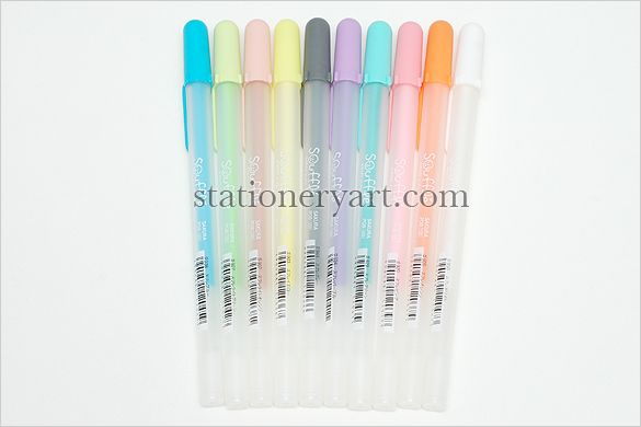 Source Creative stationery lovely color cute sweets cartoon 3d gel pen for  kids gift with doughnut