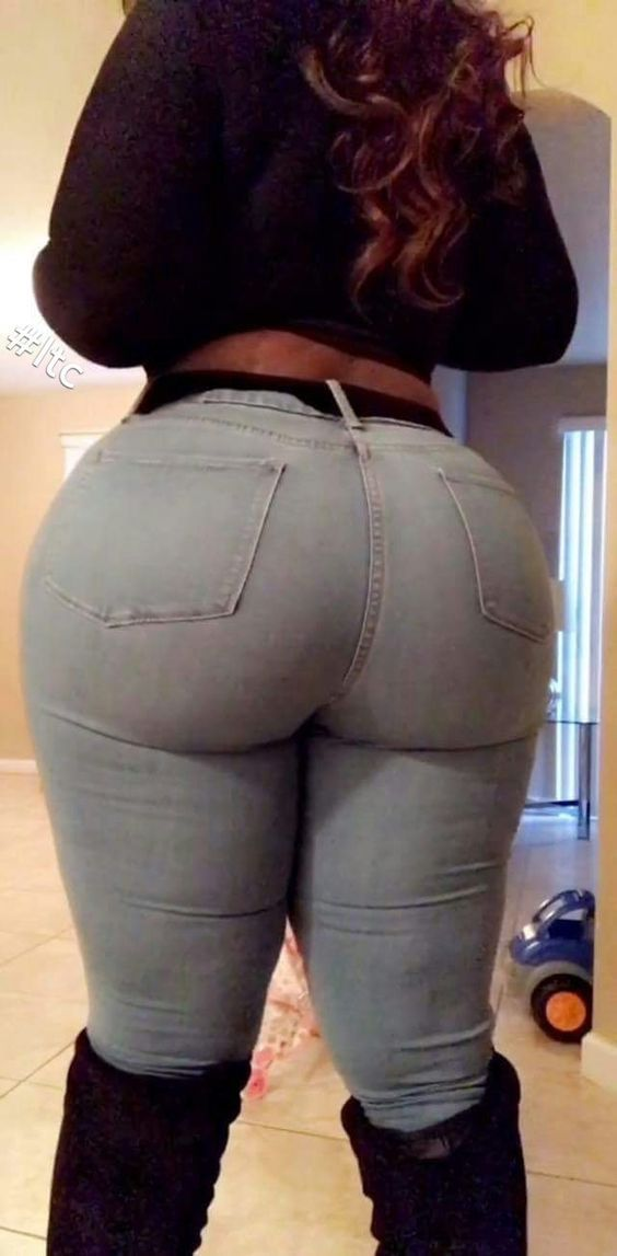 Big booty women in tights