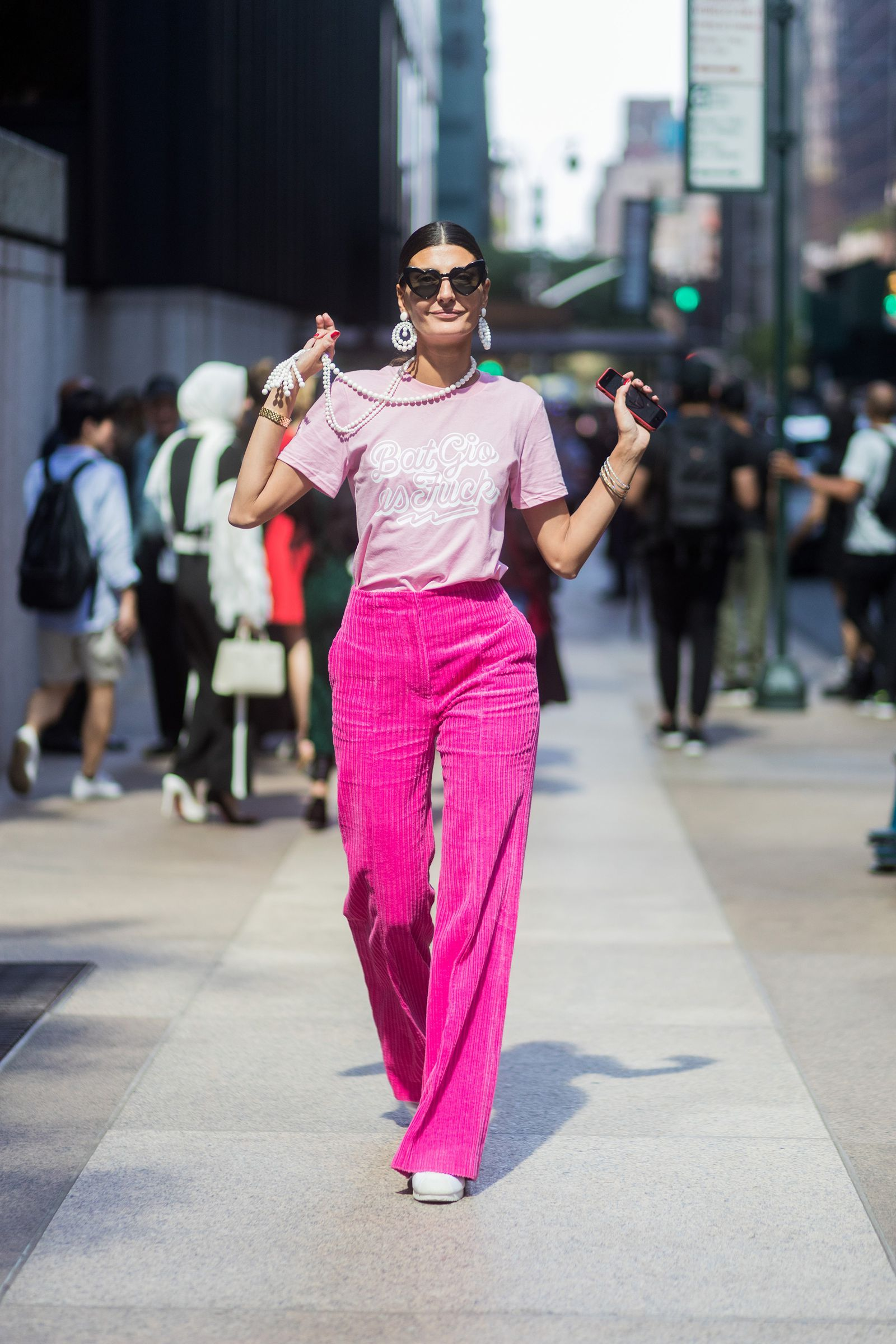 b8a1fb342c 10 pictures that prove Giovanna Battaglia is the queen of street ...
