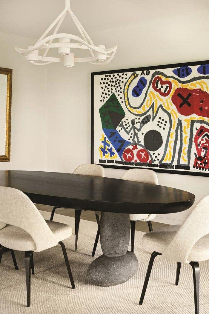 Art Decor Interiors By Charles Zana Contemporary Home Decor