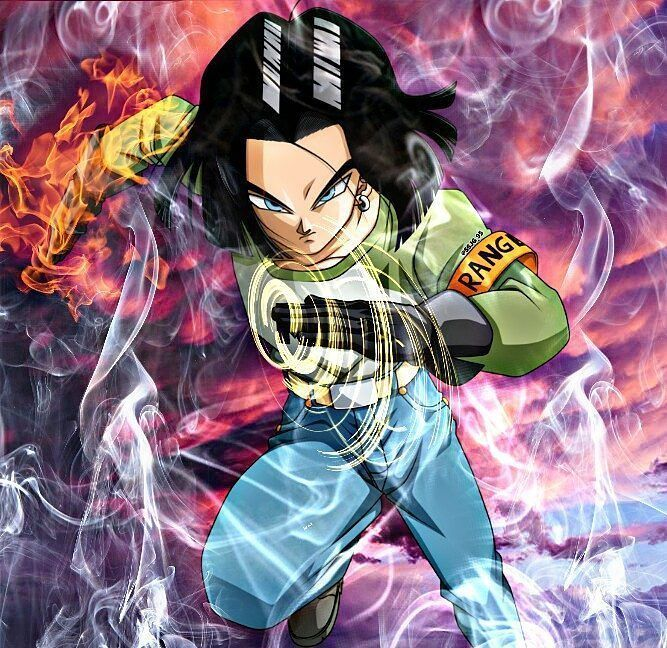 Android 17, Dragon Ball Super