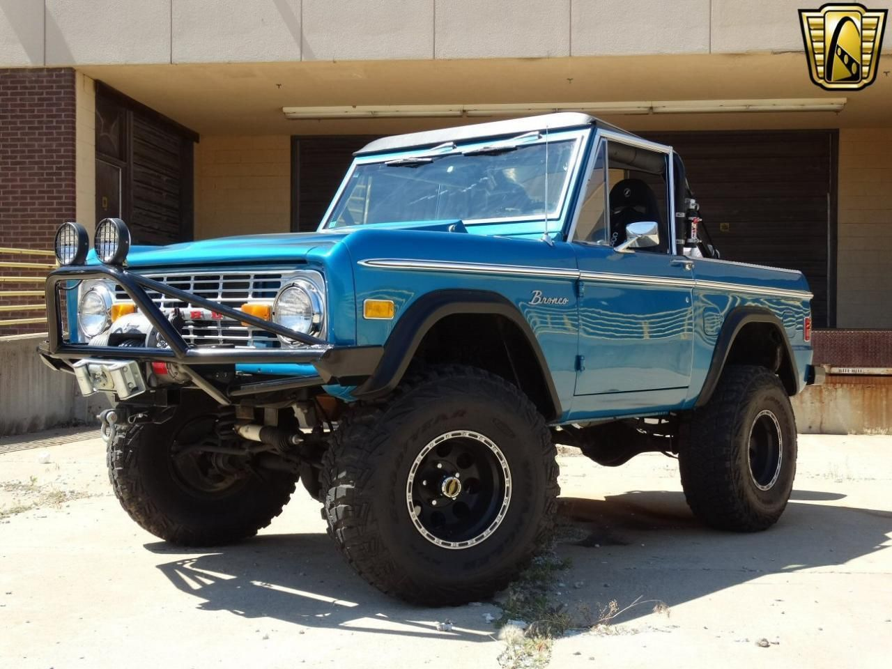 Ford Bronco | Old School SUV\'s | Pinterest | Ford bronco and Ford