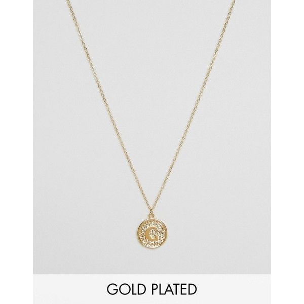 Ottoman hands c initial pendant necklace 47 liked on polyvore ottoman hands c initial pendant necklace 47 liked on polyvore featuring jewelry aloadofball Gallery