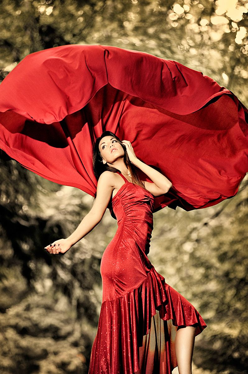 Philbrick Photography [red dress]