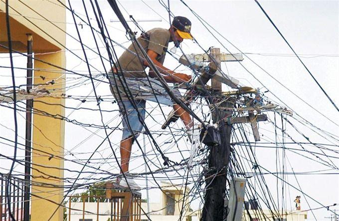 Pide Ver La Distribución Eléctrica Santo Domingo Periodismo Compras