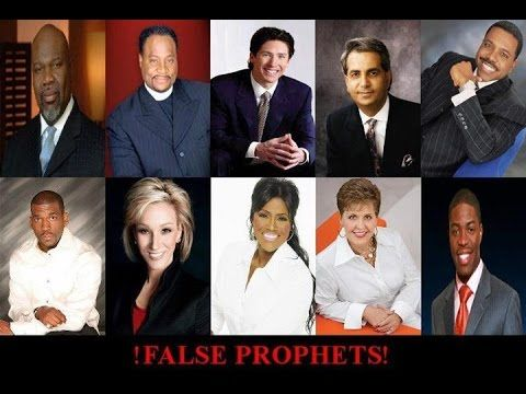 Megachurch False Prophets 100% Exposed | False Religions