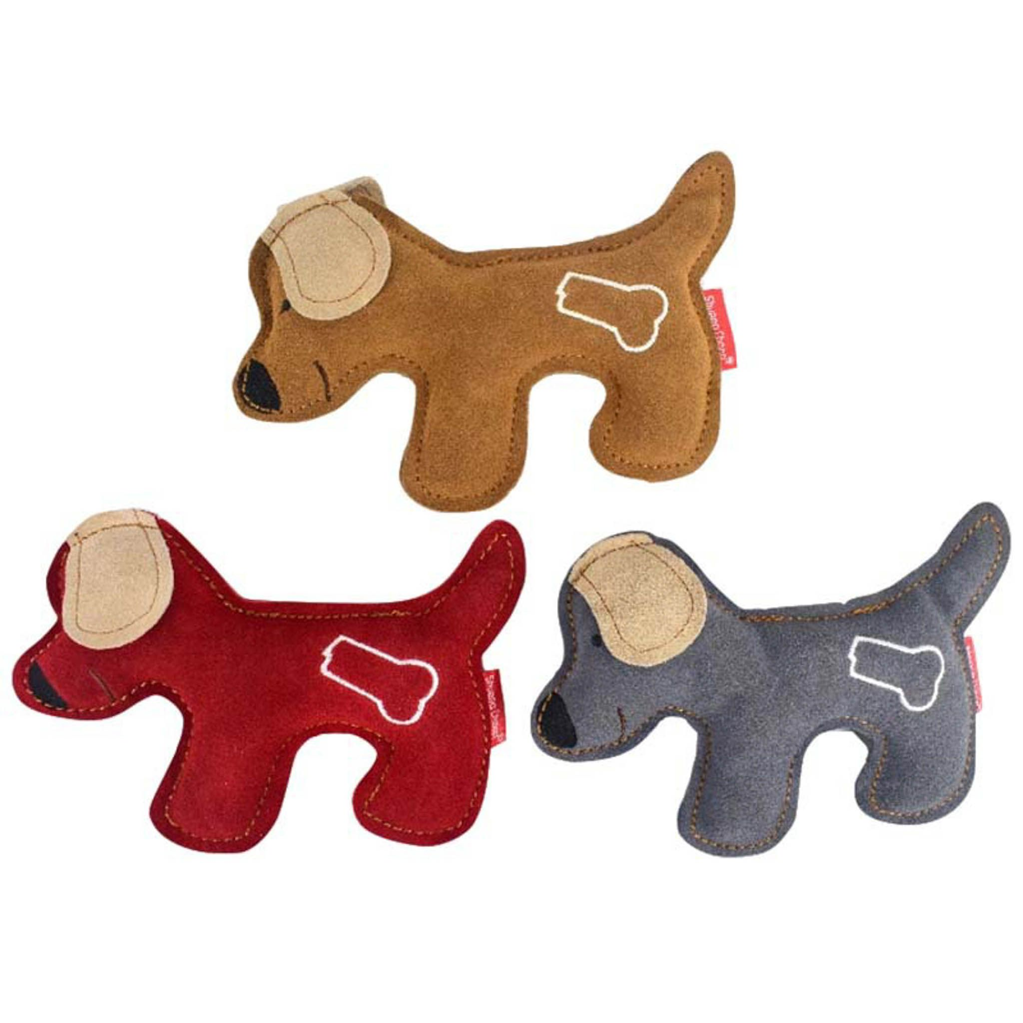 Our Range Of Leather Chew Toys Are Made Of High Quality Material