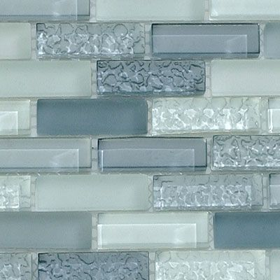 Passion Blue Blend Tile Size Nominal 5 8 X 2 Tile Thickness 5 16 8mm Grout Joints 1 16 2mm Tile Blue Backsplash Glass Tile Backsplash Home Decor