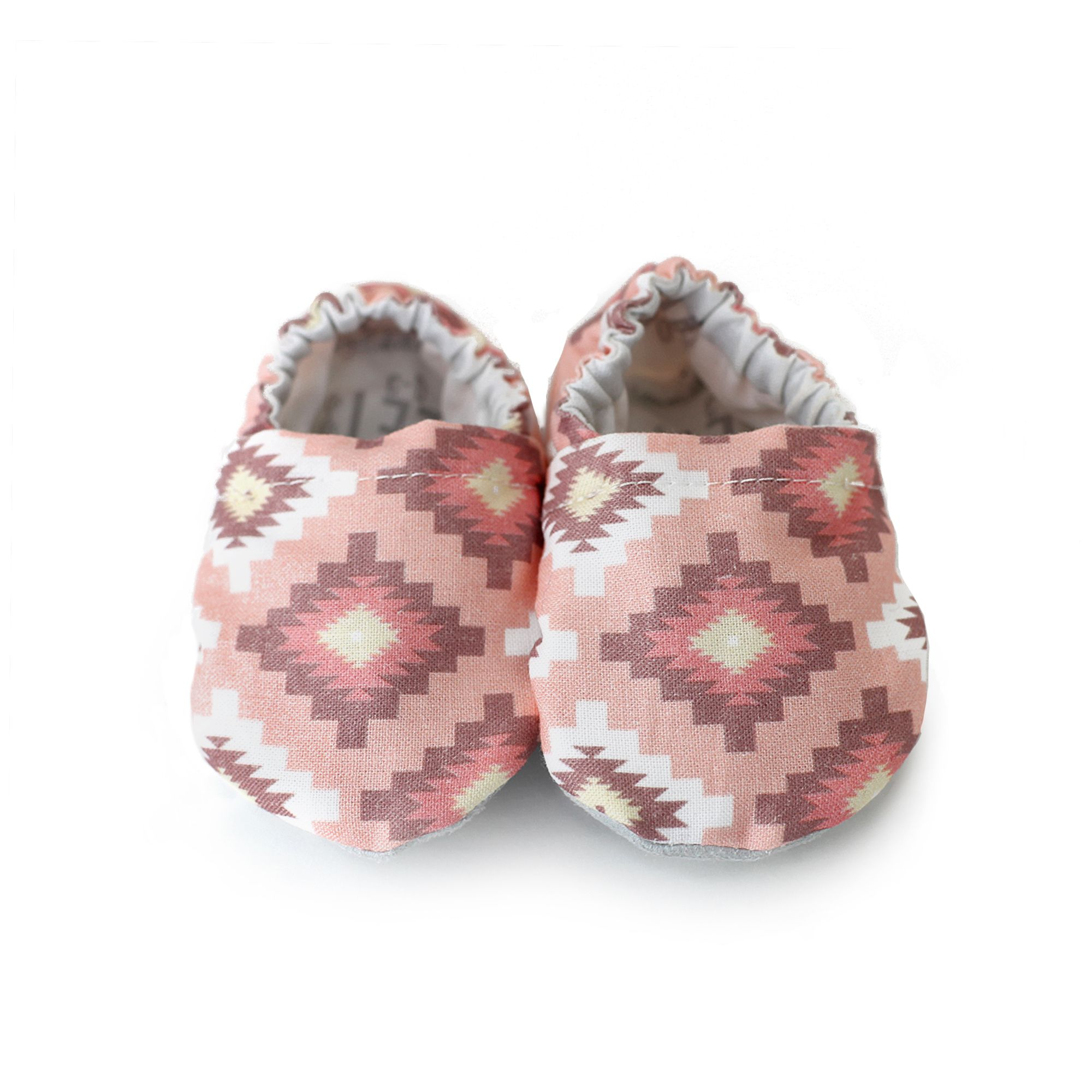 CLAMFEET soft soled baby shoes feature a custom designed shoe