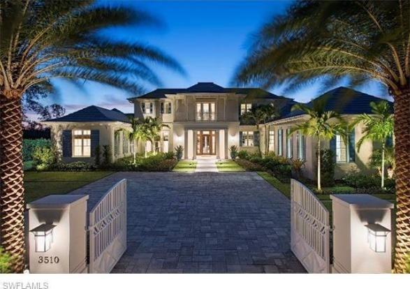 Pleasing 5 Bedroom Villa For Sale In Usa Naples Florida Dream Download Free Architecture Designs Scobabritishbridgeorg