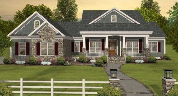 Beautiful English Country House Floor Plans