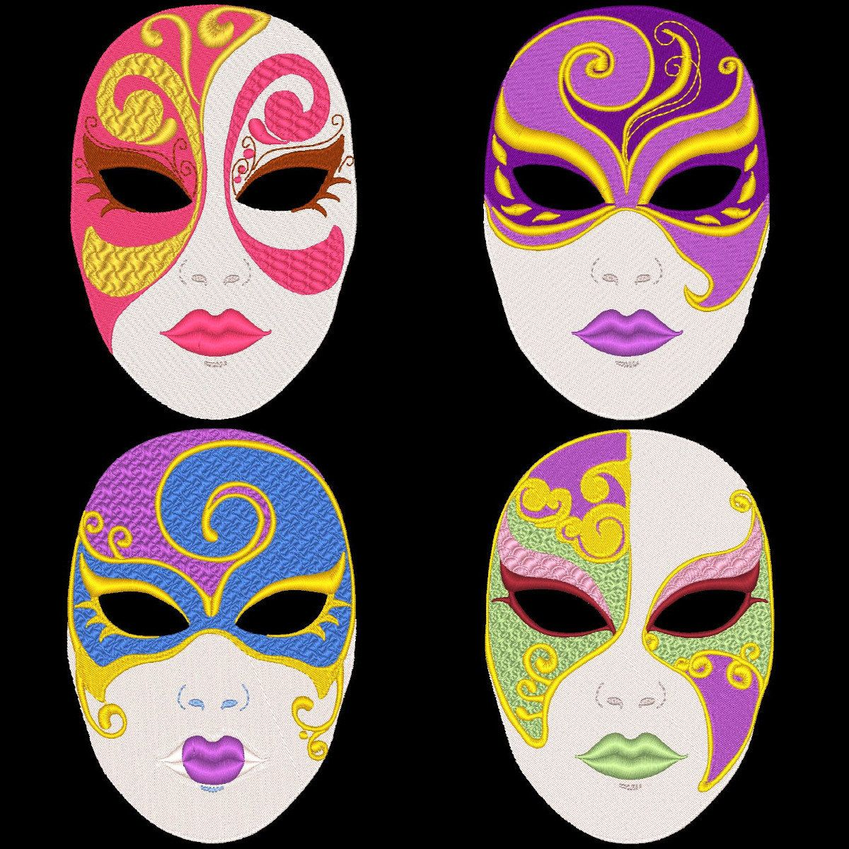 Pretty Full Face Masks Designs Google Search Carnival Masks