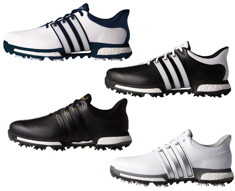 Adidas Tour 360 Boost Golf Shoes 2016 Mens New Choose Color Size Authorized Adidas Dealer Lowest Price S Adidas Tour 360 Adidas Golf Shoes Golf Shoes
