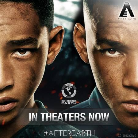 After Earth. **